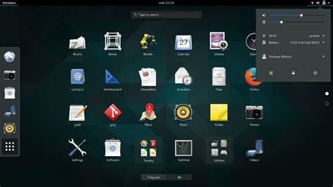 best themes gnome 3 16 gnome 3 16 is here the best linux desktop environment
