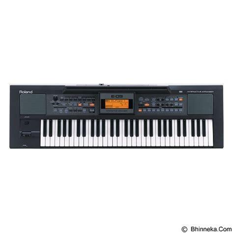 Keyboard Arranger Roland jual roland keyboard arranger e 09i murah bhinneka