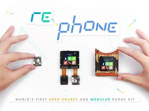 diy phone kits rephone diy cell phone kit thinkgeek