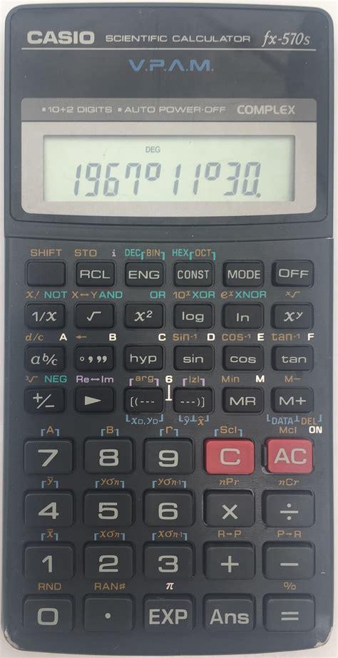 casio fx  ordinateurs de poche calculatrices casio