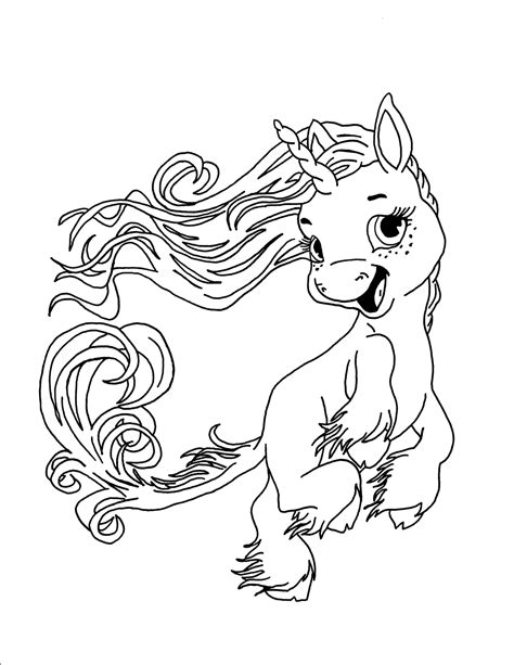 unicorn coloring book for adults unicorn color pages kiddo shelter