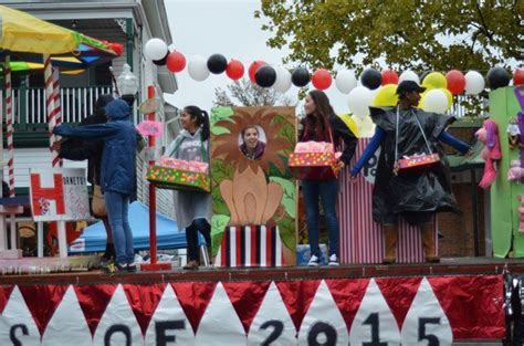 carnival parade themes 34 best homecoming float ideas images on pinterest