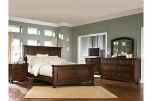 porter bedroom set porter nightstand ashley furniture homestore