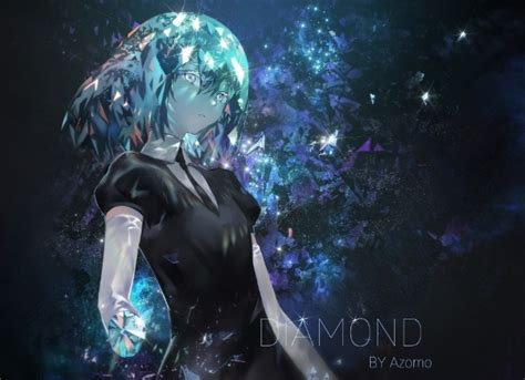 land of the lustrous 1 the gems of land of the lustrous shine in these 20 fan