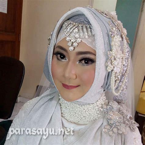 tutorial make up pengantin cantik til cantik dihari bahagia dengan makeup natural