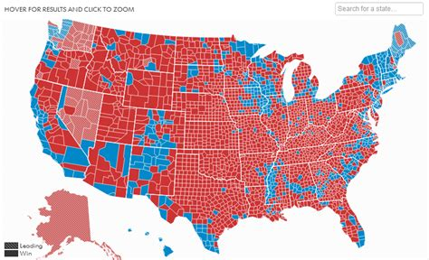 map of usa votes by county common cents us 2012 election results map by county