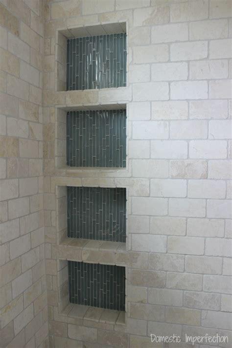 Shower Niches Shower Preformed Niche Ready To Tile Niche Bathroom Shower Niche