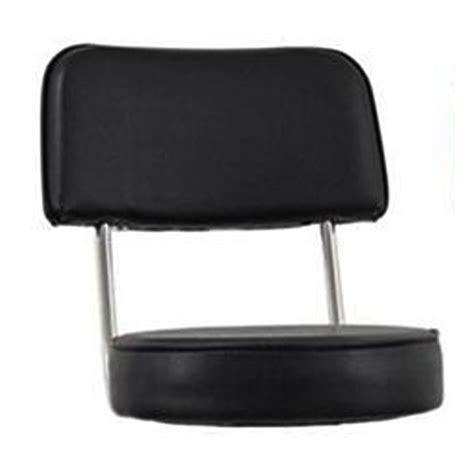 Bar Stool Replacement Seats Black 2 Bar Stool Seat For Contemporary Style Bar Stool