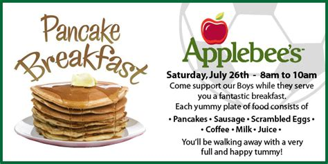 pancake breakfast ticket template pancake breakfast flyer template
