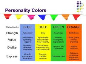 4 personality colors 25 best ideas about color personality test on