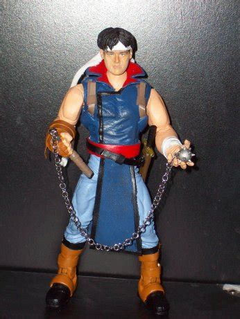Neca 3 5 Castlevania Dracula X Chronicles Simon Belmont Mini F prof bean s collection