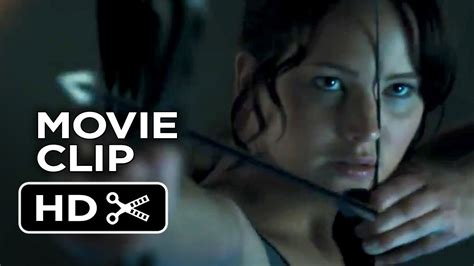 film barat vire academy the hunger games catching fire movie clip training