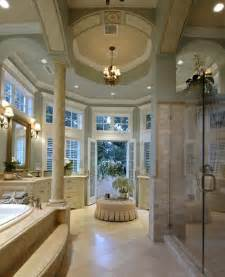 Ideas For Master Bathroom Gorgeous Master Bath Love The French Doors To Outside