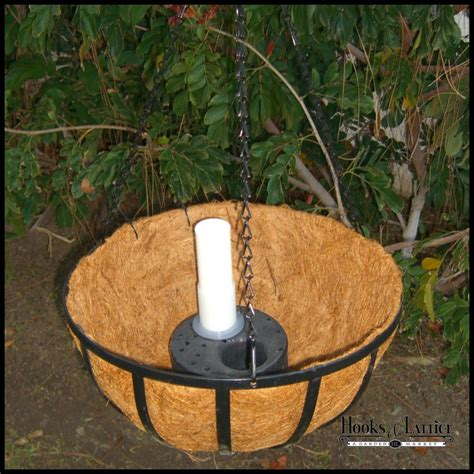 Planter Water Reservoir by Well Planter Planter Reservoir Well Planters Hooks