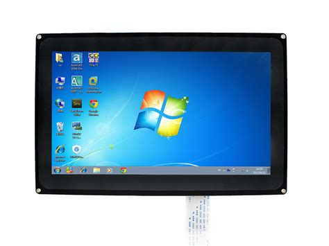 Update Monitor Lcd 10 1inch hdmi lcd h with