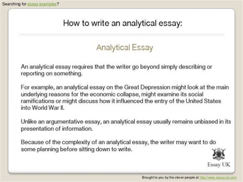Guide To Writing An Analytical Essay by Hire Essay Writer Uk Stornoway Stornoway Sle Swot Analysis Essay Mla Documentation Guide