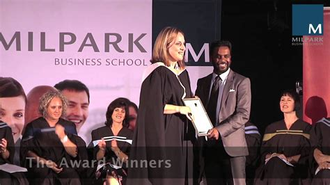 Milpark Mba by Milpark Business School Graduation Ceremony