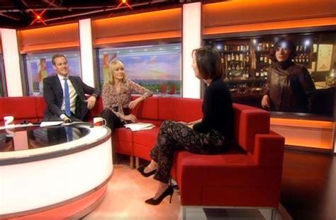 bbc breakfast sofa peaky blinders actress tells bbc breakfast brummie accent