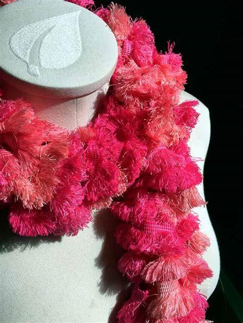 pattern for sashay yarn scarf the benefits of knitting with sashay fringe yarn