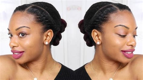 Relaxed Hair Protective Styles For Hair by The Protective Style And Relaxed Hair