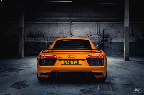 orange cars 2017 audi r8 orange colour hd wallpapers x auto