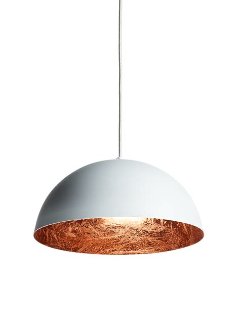 Copper Ceiling Light White Copper Pendant Lightshade Do We Need This For The Dining Room 99 Sterling 205 House