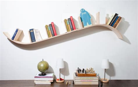 unique floating shelves 2017 trends 11 fashionable wall floating shelves for your homes unique curved floating shelf