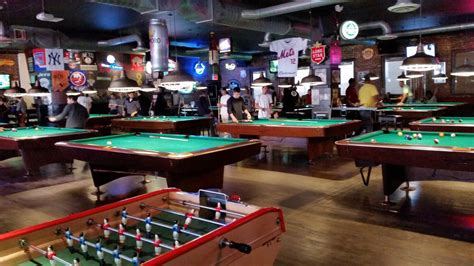 bars with pool tables nyc best pool halls in nyc from upscale billiards clubs to