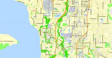 seattle map large seattle neighborhood map pdf 28 images neighborhoods