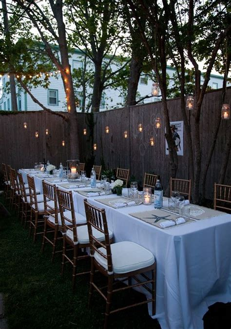 backyard dinner party ideas backyard dinner party celebrations pinterest