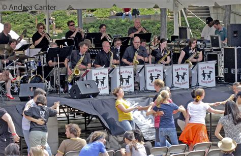 rock swing july big band events 41 performances by 29 big bands at