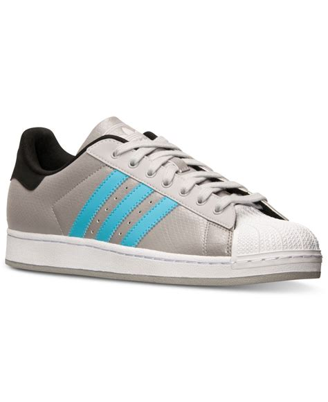 adidas men lyst adidas men s superstar 2 casual sneakers from