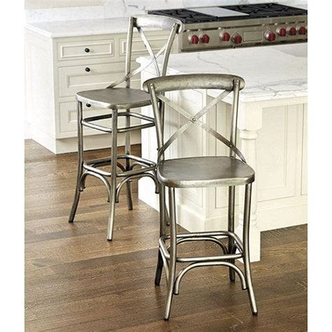 ballard designs bar stools constance metal bar stool ballard designs