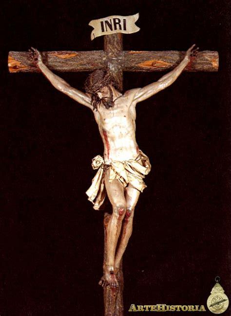 imagenes jesucristo crucificado cristo crucificado obra artehistoria v2