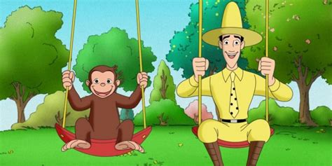 george swing curious george swings into spring wttw