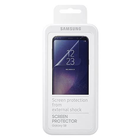 Samsung Galaxy S8 Screen Protector Cover Original brand new genuine samsung screen protector clear for samsung galaxy s8 plus