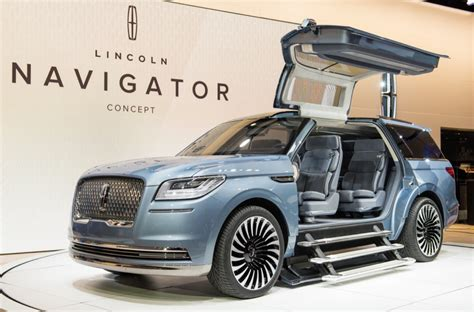 Lincoln Navigator 2018 Release Date by 2018 Lincoln Navigator Review Upcomingcarshq