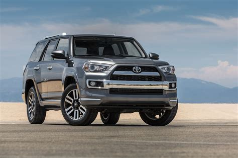 Used Toyota 4runner Limited 2015 Toyota 4runner Limited 4x4 Review Test