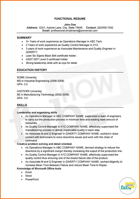 resume template attractive what isnal resume format guide