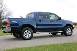 Toyota Tacoma 2007 For Sale 2007 Toyota Tacoma Trd Cab For Sale Ebay Used