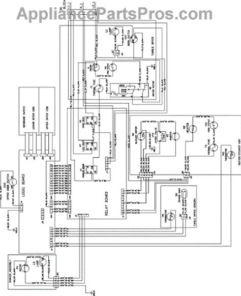 wiring diagram for maytag electric dryer wiring free