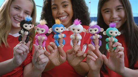 Fingerlings Baby Monkey fingerlings baby monkeys coming august 11th