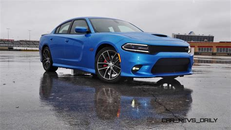B5 Blue 2015 Hellcat Charger   Autos Post