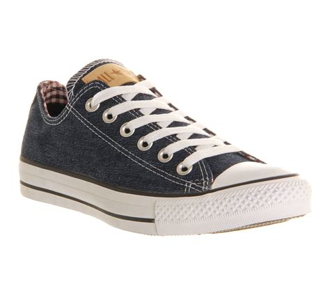 St Converse converse converse all low denim st unisex sports