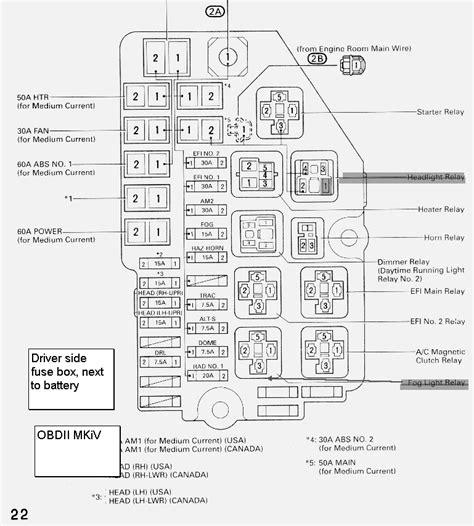 2005 4runner Engine Compartment Diagram