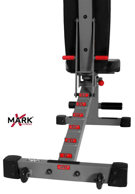 dumbell weight bench xmark fitness commercial rated adjustable dumbbell weight bench review