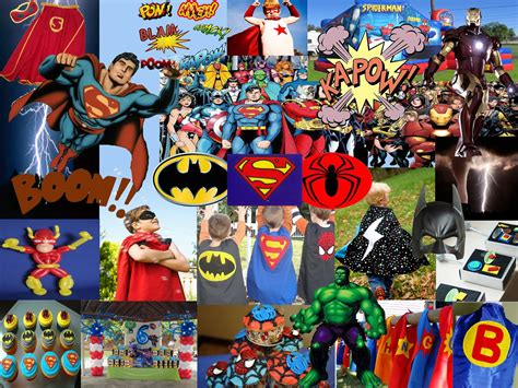 superhero themed events top 10 most entertaining and good party themes everyone