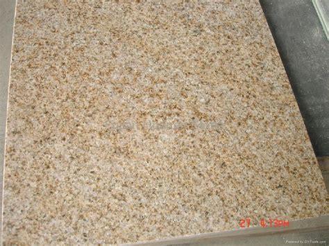 Home Stairs Decoration Sunset Gold G682 Granite Slab Hn Stone China Granite