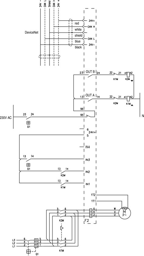 allen bradley 855t bcb wiring diagram wiring diagram and