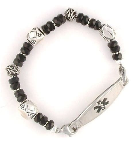1000  images about Medical Alert Bracelets CVS on Pinterest   Cable, Swarovski crystals and Leather